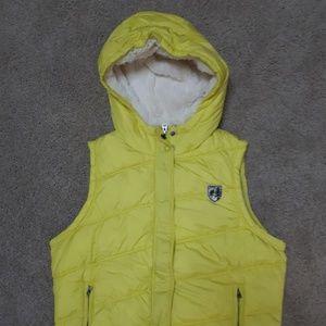American Eagle  women vest size XL.
